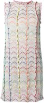 Missoni knitted shift dress - women - Cupro/Viscose/polyester - 42