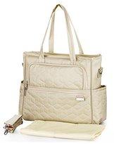 Yimidear Multifunctional Baby Diaper Mummy Changing Bag Waterproof Nappy Bag Tote Shoulder Bag