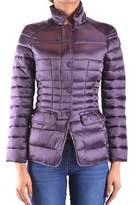 Invicta Women's Purple Polyester Outerwear Jacket.