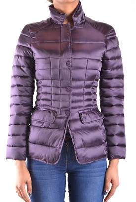 Invicta Women's Purple Polyester Outerwear Jacket.