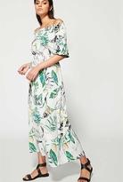 Witchery Tropical Print Dress