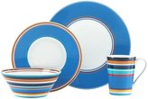 DKNY Urban Essentials 4-pc Place Setting, Marine - Marine