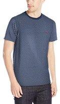 Fred Perry Men's Printed Polka Dot T-Shirt