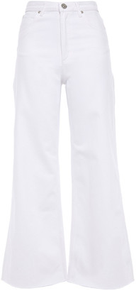 Sandro Owell High-rise Flared Jeans