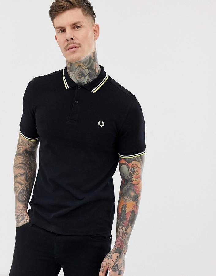durable in use best website hot products twin tipped polo in black