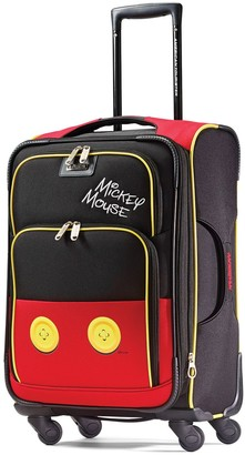 American Tourister Disney's Mickey Mouse Pants Spinner Luggage