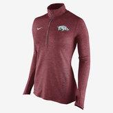 Nike College Stadium Element Half-Zip (Arkansas) Women's Running Top