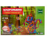 Magformers Toys Forest Friends 47-Piece Set