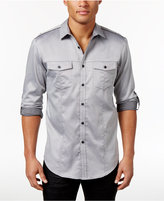 INC International Concepts Men's Dobby Topper Shirt, Only at Macy's