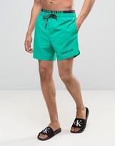 Calvin Klein ID Intense Power Double Waistband Swim Shorts