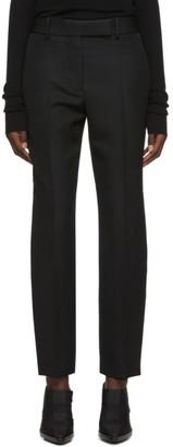 Haider Ackermann Black Classic Miles Trousers