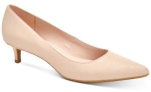 Calvin Klein Women's Gabrianna Pointed-Toe Pumps Women's Shoes