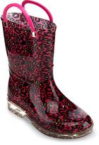 Jelly Beans Fuchsia Kim Rain Boot
