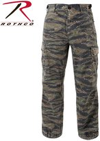 Rothco Ultra Force Vintage Paratrooper Fatigues - TigerStripe (Camo) - XX-Large
