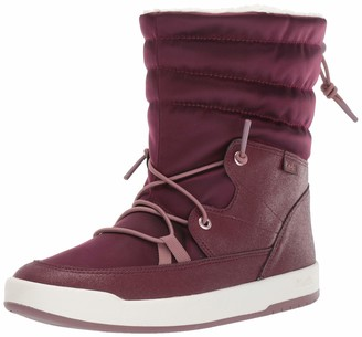 Keds Women's Tally Point Boot Nylon Thinsulate WCX Ankle