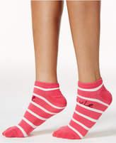 Kate Spade Women's Sailing Stripe No-Show Socks
