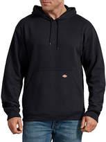 Dickies Hooded Midweight Fleece Jacket - Big and Tall
