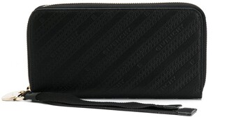 Givenchy Chain Leather Wallet