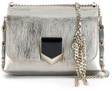 Jimmy Choo Lockett shoulder bag - women - Calf Leather - One Size