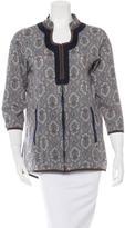 Undercover Lightweight Printed Jacket
