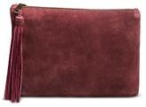 Merona Women's Suede Pouch Handbag