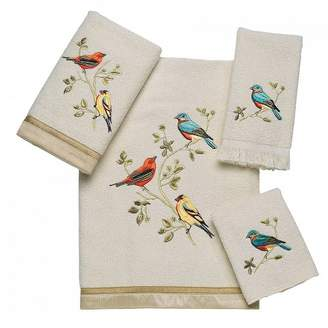 Avanti Gilded Birds 4 Pc Kit - Ivory Beige