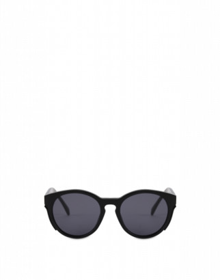 Moschino Metal Studs Sunglasses Woman Black Size Single Size