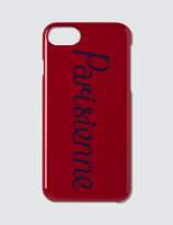 MAISON KITSUNÉ Iphone Case Parisienne