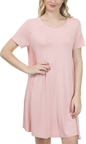 Crystal Rose Shift Dress
