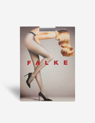 Falke Highshine metallic 20 denier tights