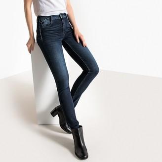 Le Temps Des Cerises Pulp High Push-Up Effect High Waist Slim Fit Jeans