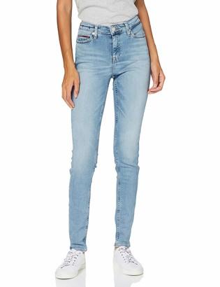 Tommy Jeans Women's Nora Mr Skny Rzlbs Trouser