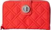 Vera Bradley Turn Lock Wallet Clutch Handbags