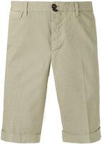 Pt01 cuffed shorts - men - Cotton/Spandex/Elastane - 46