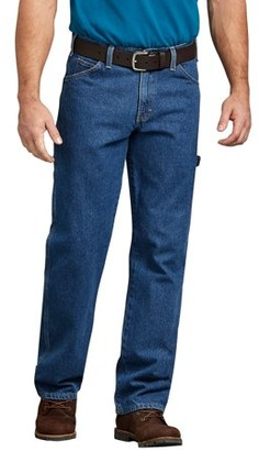 Dickies Men's Relaxed Fit Carpenter Jean