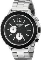 Vestal Men's YATCM02 Yacht Metal Analog Display Japanese Quartz Watch
