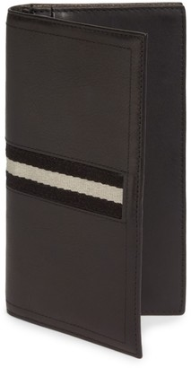 Bally Vertical Leather Wallet