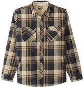 O'Neill Men's Brawn Sherpa Long Sleeve Flannel Shirt 8154016
