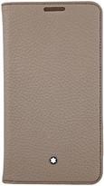 Montblanc Meisterstuck Beige Soft Grain Leather Case for Samsung Note III Tablet -