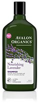 Avalon Shampoo, Nourishing Lavender, 11 Fluid Ounce