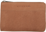 Rusty Erryday Leather Purse Brown