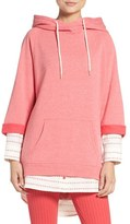 Honeydew Intimates Layered Lounge Hoodie