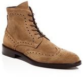 Crosby Square Stuart Wingtip Boots