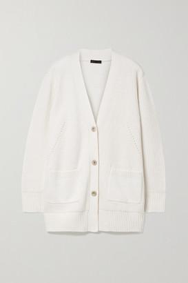 ATM Anthony Thomas Melillo Knitted Cardigan - Ivory