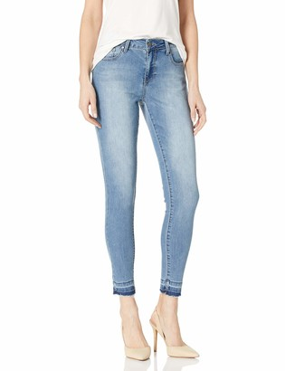 Lola Jeans Women's Lianne Straight Leg