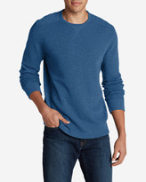Eddie Bauer Men's Eddie's Favorite Thermal Crew Shirt