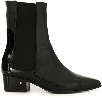 Laurence Dacade Valdo patent boots