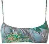 Lygia & Nanny Cancun printed bikini top