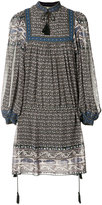 Ulla Johnson mini peasant dress - women - Silk/Polyester - 6