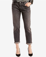Levi's 501 Ct Customized Tapered Boyfriend Jeans